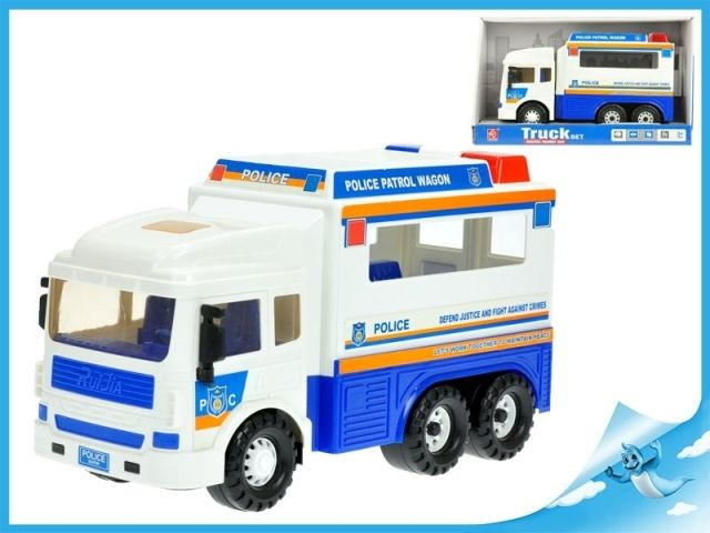 Mikro Trading Auto policie 30cm na setrvačník v krabičce