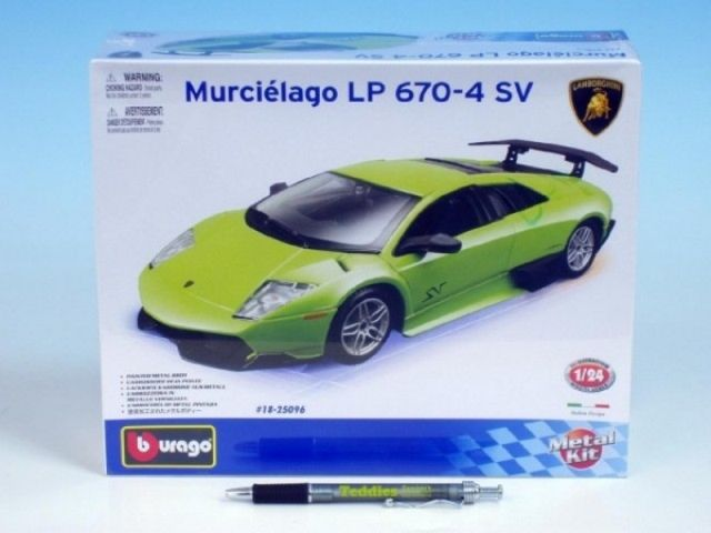 BBurago Lamborghini Bburago kit Murciélago LP6704 SV 1:24