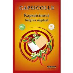 Capsicolle Kapsaicinová hřejivá náplast 12x18 cm