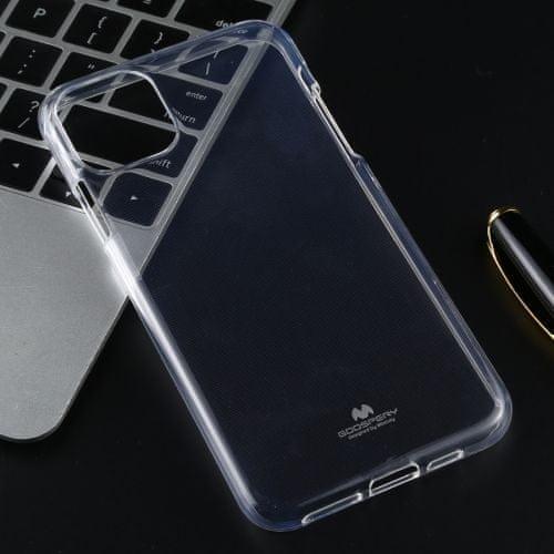 Goospery Jelly ovitek za iPhone 11 Pro Max, prozoren