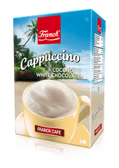 Franck cappuccino Coconut & White Chocolate, 148g