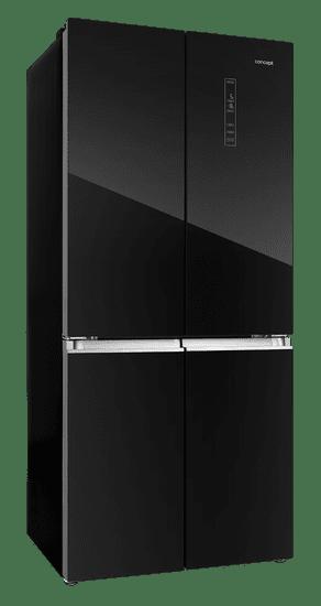 Concept americká lednička LA8783bc