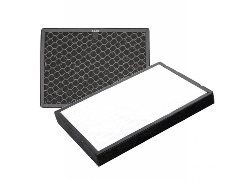 Comedes náhradní filtr pro čističku vzduchu Delonghi AC 75 (HEPA + uhlík 2v1) - 5513710001