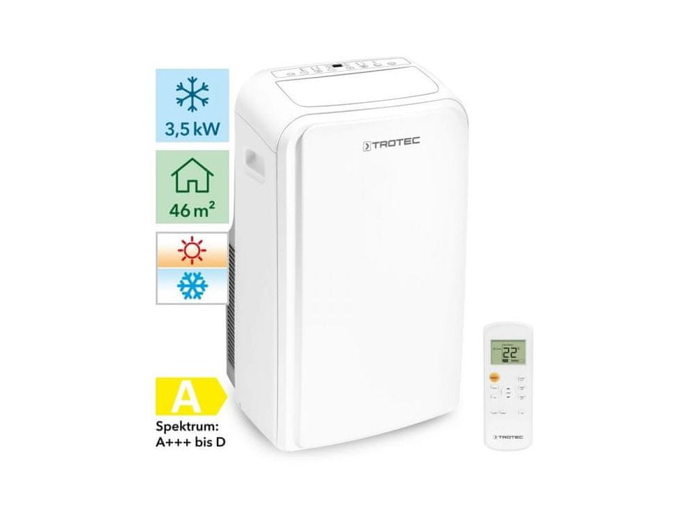 Trotec Mobilní klimatizace Trotec PAC 3500 SH