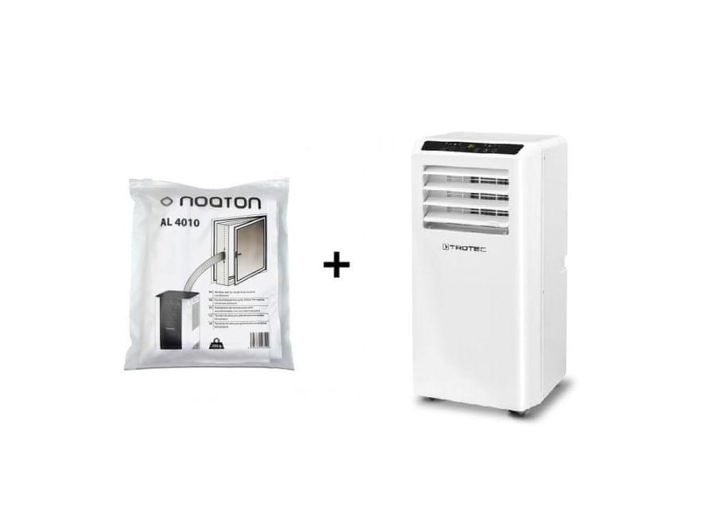 Trotec Mobilní klimatizace Trotec PAC 2010 SH+ těsnění oken Noaton AL 4010 (4m)