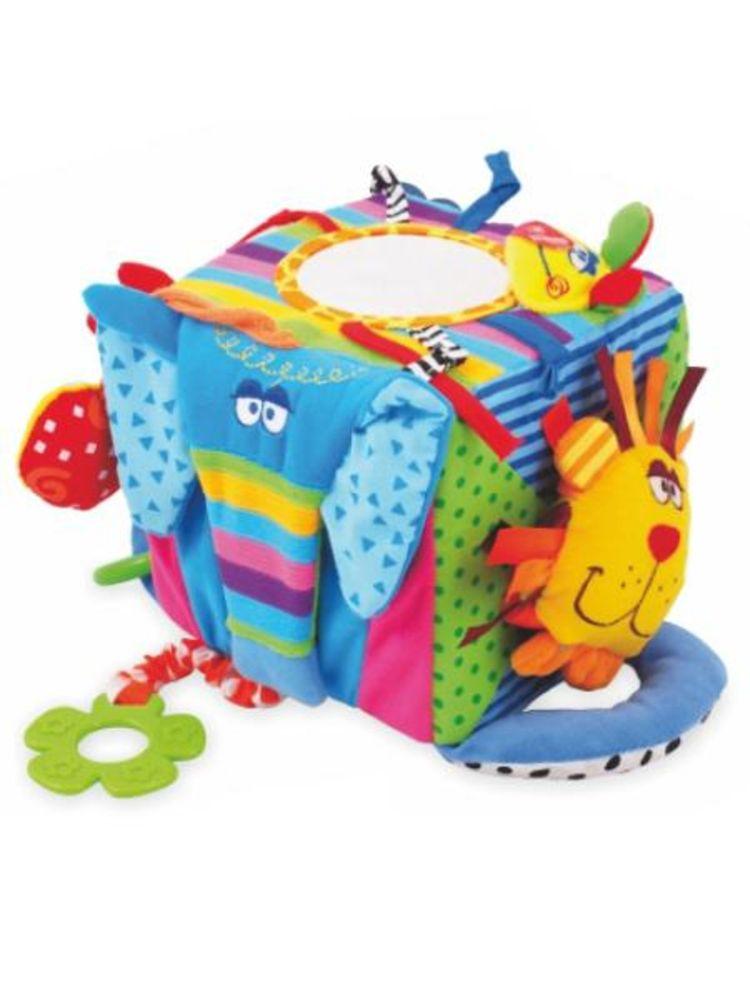 Baby Mix Interaktivní hračka Baby Mix kostka