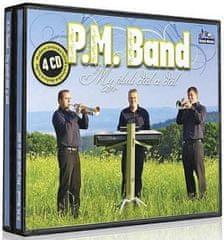 P.M. Band: My pluli dál a dál/4CD