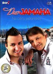 Duo Jamaha: Na párty jadranskej/CD+DVD