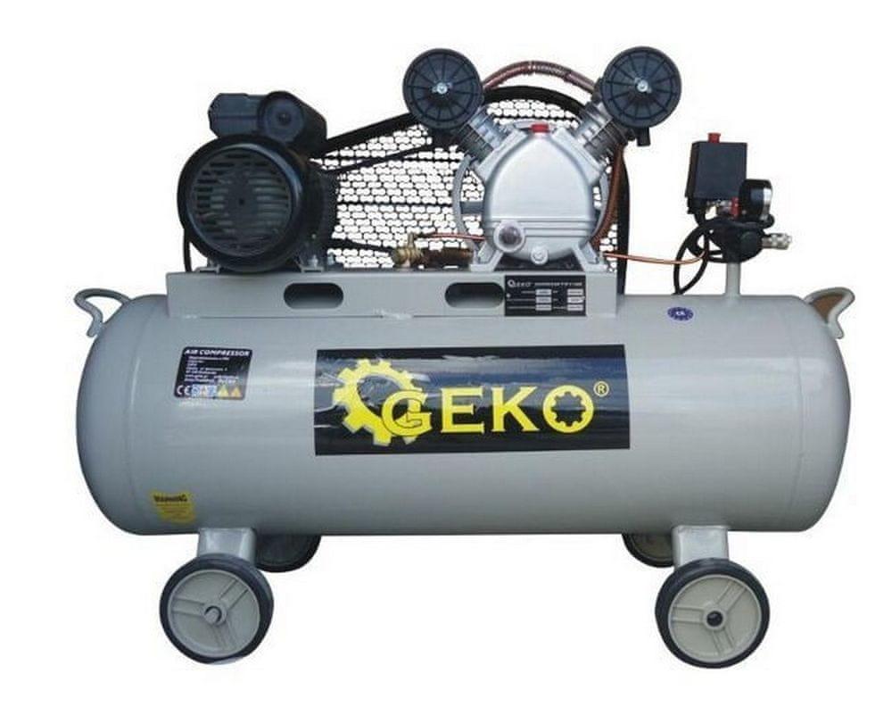 GEKO Kompresor olejový, 100l, typ V