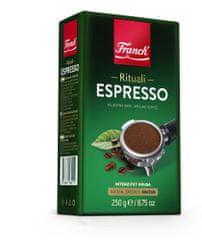 Franck mleta kava Espresso, 250 g
