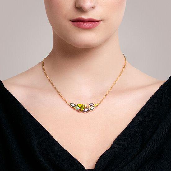 Preciosa Luxus pezsgő nyaklánc Irgi 2278Y70
