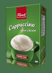 Franck cappuccino Irish cream