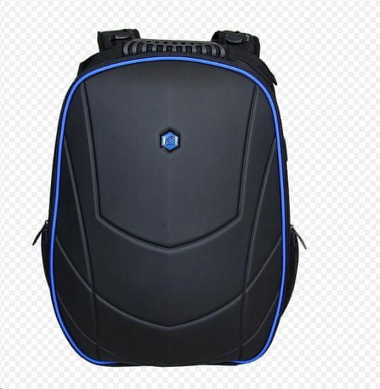 BESTLIFE gamerski nahrbtnik za prenosni računalnik Assailant BL-BB-3331GE,17″/43,18 cm, črn/moder