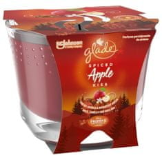 Glade MAXI candle Spiced Apple Kiss 224 g