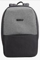 BESTLIFE potovalni nahrbtnik Travel Safe BL-BB-3452G-R1 15,6″/39,62 cm predel za prenosnik, črn/siv