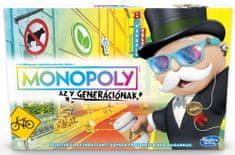 HASBRO Monopoly - az ezredforduló monopóliuma