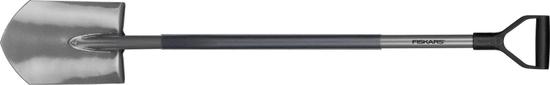 Fiskars Rýč Ergonomic špičatý (1025374), záruka 5 let