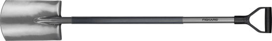 Fiskars zaobljena ergonomska vrtna lopata (1025375)