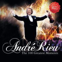 Rieu André: 100 Greatest Moments (2x CD) - CD