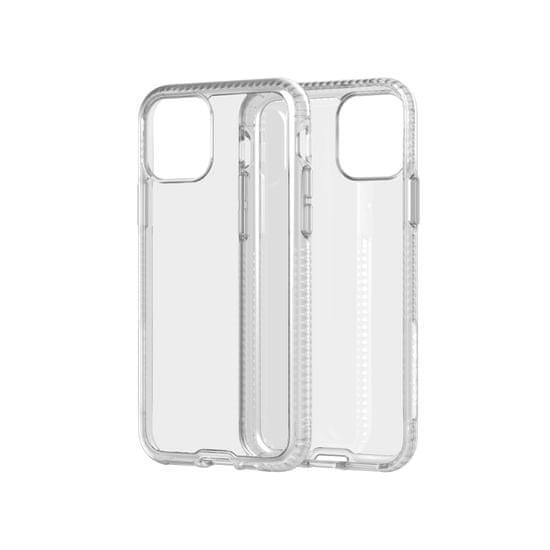 Tech21 Pure Clear – zaščitni ovitek za iPhone 11 Pro, prozoren (T21-7223)