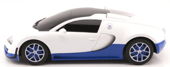 Mondo Motors model Bugatti Grand sport Vitese 1:18, biały