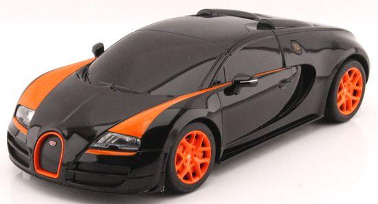 Mondo Motors model Bugatti Grand sport Vitese 1:18, czarny