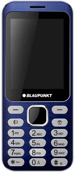 Blaupunkt FL 02 GSM telefon, moder - Odprta embalaža