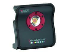 Scangrip MULTIMATCH 3 - detailingová lampa pro hledání defektů laku, ovládání přes Bluetooth, 5 různých teplot bílého světla (od 2 500 K do 6 500 K), až 3 000 lumenů