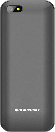 Blaupunkt FL 02, Dark Grey - zánovní