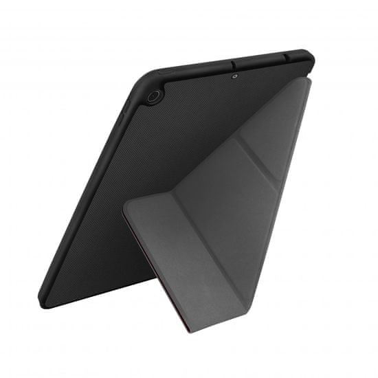 UNIQ Transforma Rigor iPad Mini 5 (2019) Ebony Black čierne, UNIQ-PDM5GAR-TRIGBLK