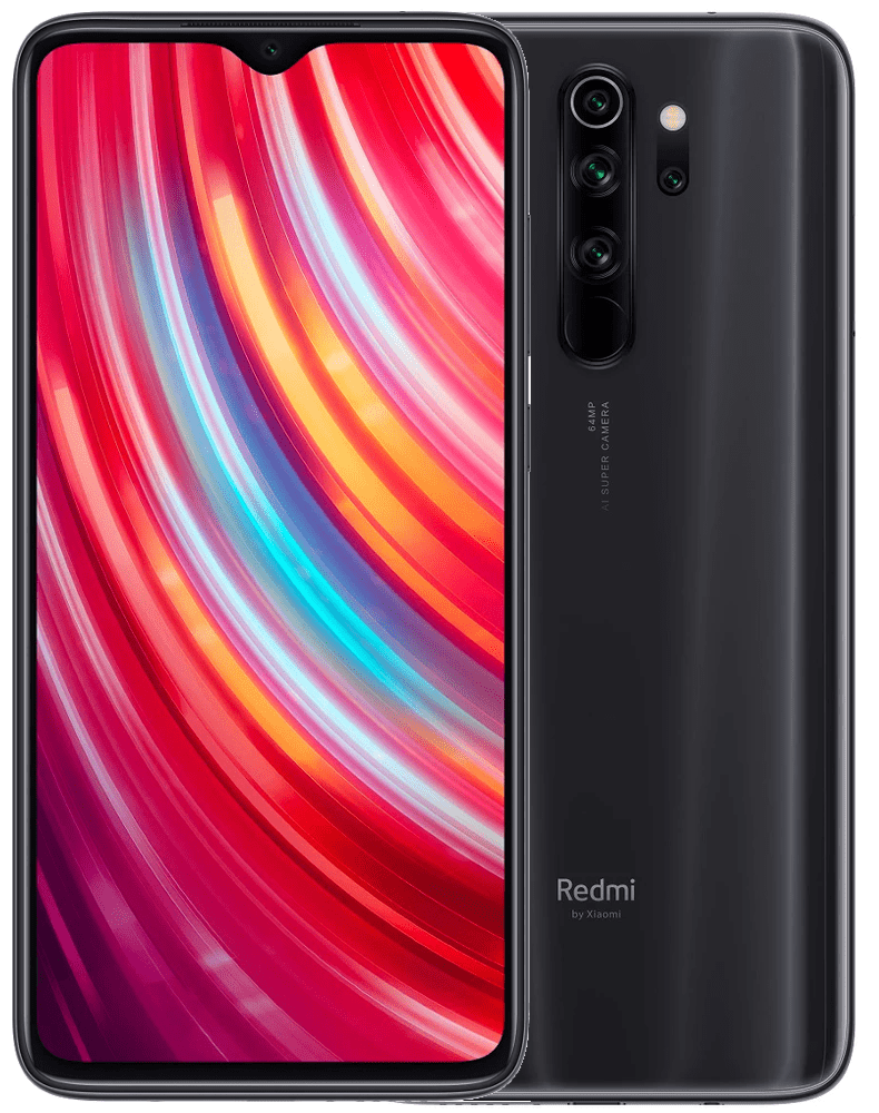 Xiaomi Redmi Note 8 Pro, 6GB/64GB, Global Version, Mineral Grey