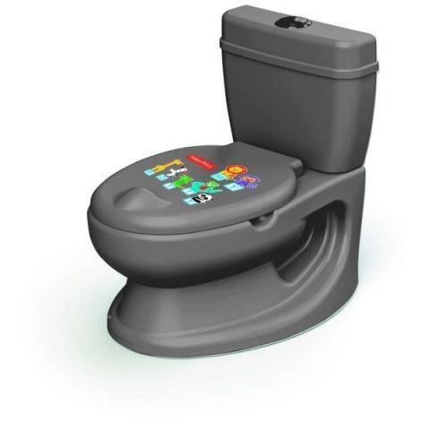 DOLU Dětská toaleta Fisher Price, šedá