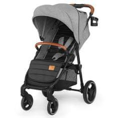 Kinderkraft puschair GRANDE grey 2020