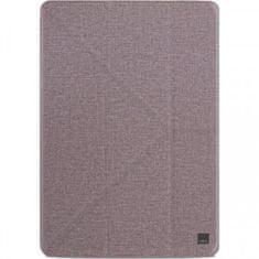 UNIQ Yorker Kanvas Plus iPad Air (2019) French Beige béžové (UNIQ-NPDAGAR-KNVPBEG)