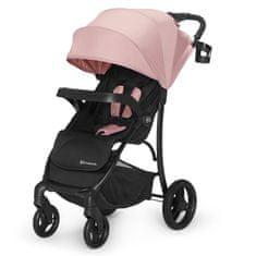 KinderKraft otroški voziček Cruiser, roza