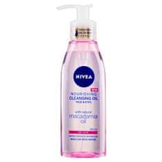 Nivea Cleansing Oil ulje za njegu lica i očiju, za suhu kožu, 150 ml