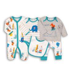 Minoti dječji poklon set RECESS 5, 50, bijela/plava
