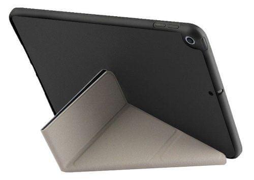 UNIQ zaščitni flip ovitek Transforma Rigor Plus iPad Air (2019) (UNIQ-NPDAGAR-TRIGPBLU), Electric moder