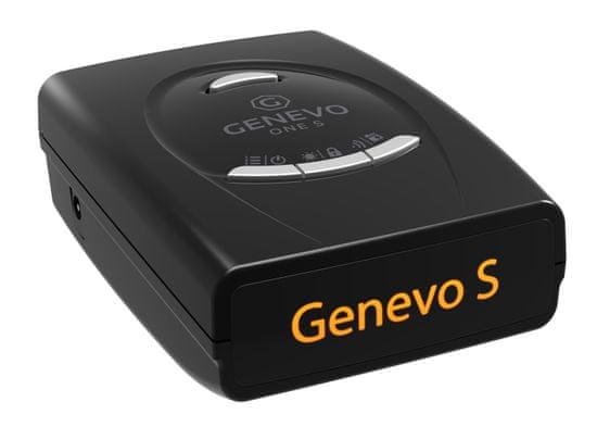 Genevo ONE S - Radarový detektor