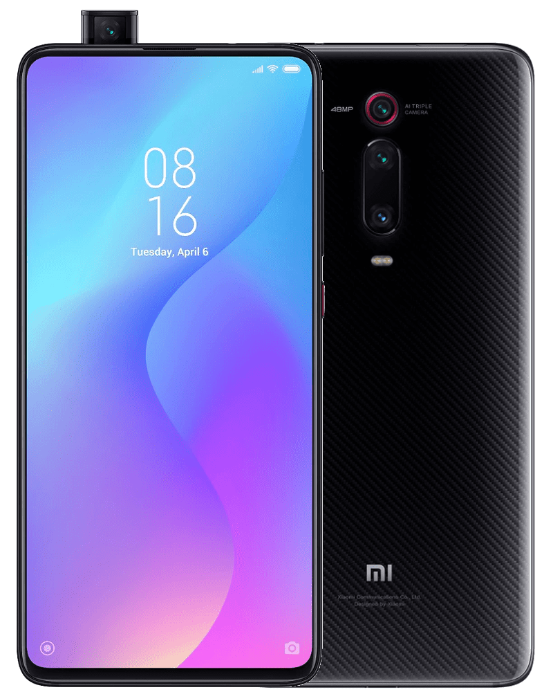 Xiaomi Mi 9T Pro, 6GB/64GB, Global Version, Carbon Black