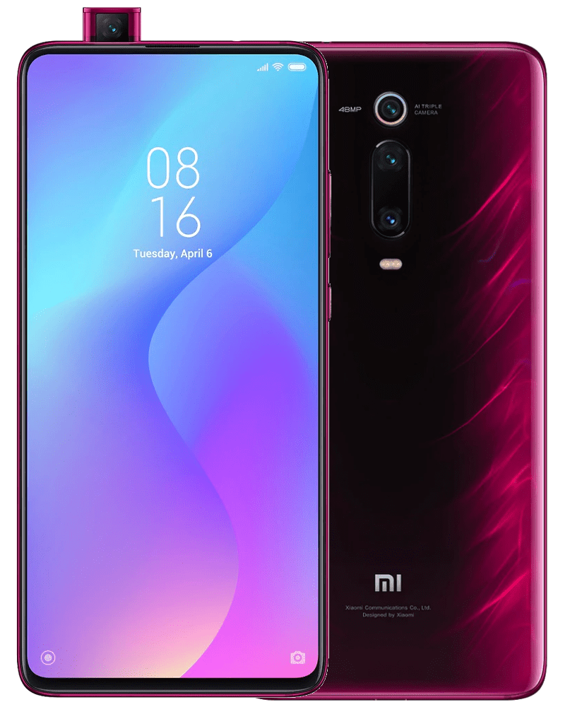 Xiaomi Mi 9T Pro, 6GB/128GB, Global Version, Flame Red