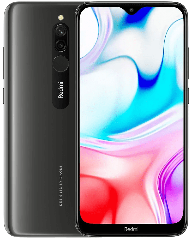 Xiaomi Redmi 8, 3GB/32GB, Global Version, Onyx Black