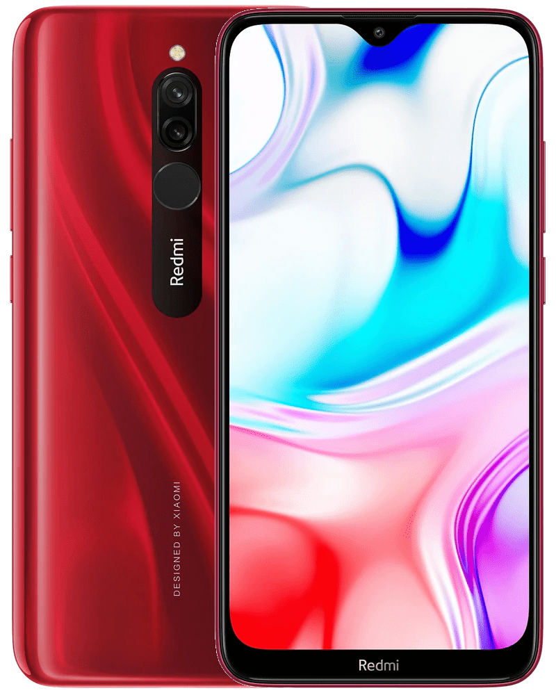 Xiaomi Redmi 8, 3GB/32GB, Global Version, Ruby Red