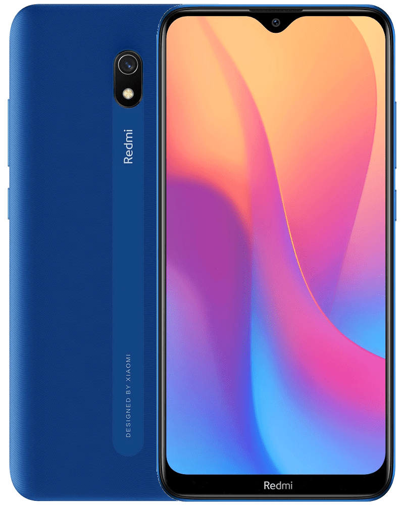 Xiaomi Redmi 8A, 2GB/32GB, Global Version, Ocean Blue