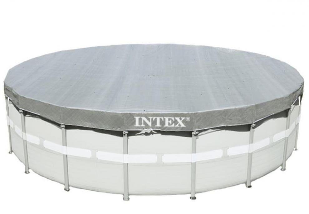 Intex Bazénová plachta Intex DE-LUXE 28040 4,88m