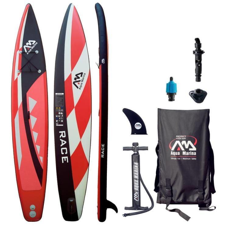 Paddleboard Aqua Marina RACE SET 2018