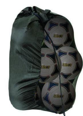 SEDCO Fotbalové míče SEDCO PARK 4 SET 6ks + nylonová síť/sleva 30%