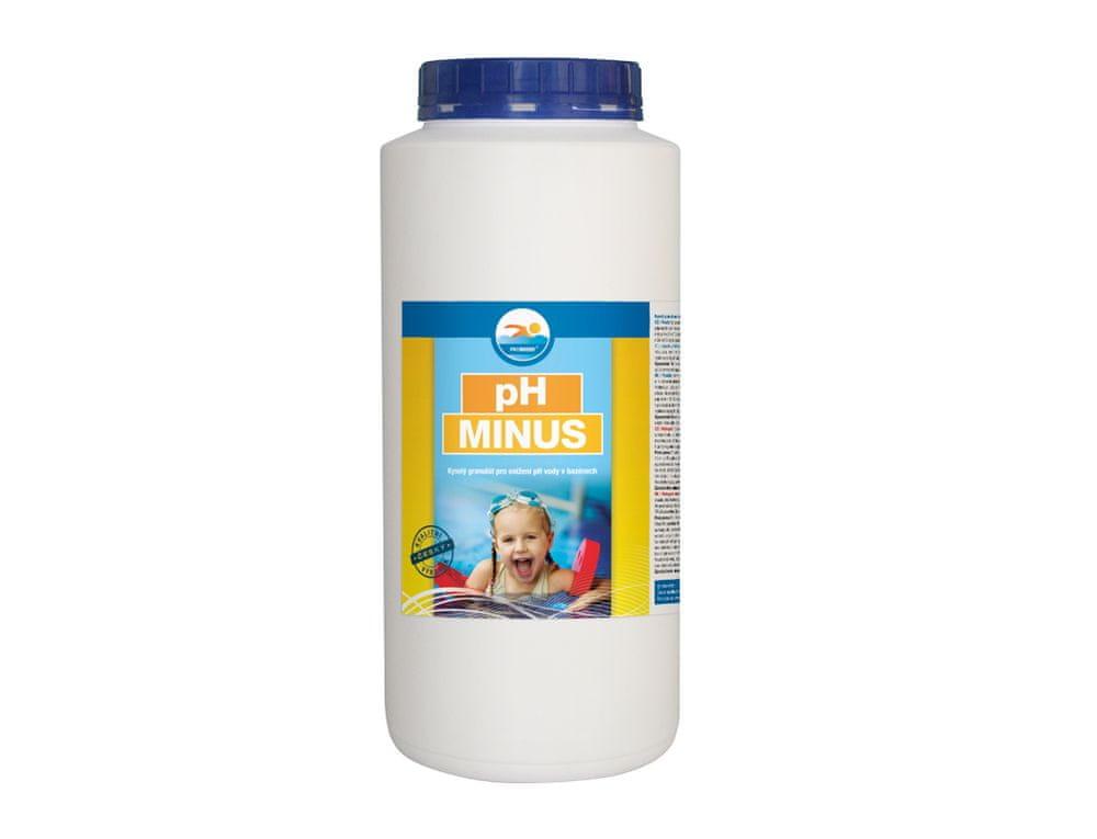 PRO BAZÉN PH mínus do bazénu 3 kg