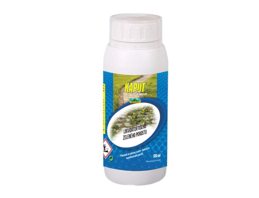 Lovela Herbicid KAPUT PREMIUM proti plevelu 500 ml