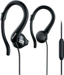 Philips SHQ1255TBK/00 slušalke z mikrofonom